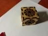 Výřez 3D puzzle - CO2 laser